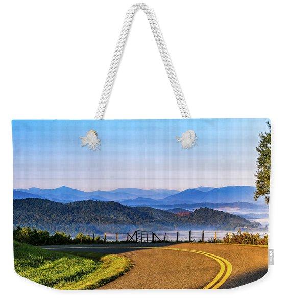 Parkway Morning Vista Weekender Tote Bag