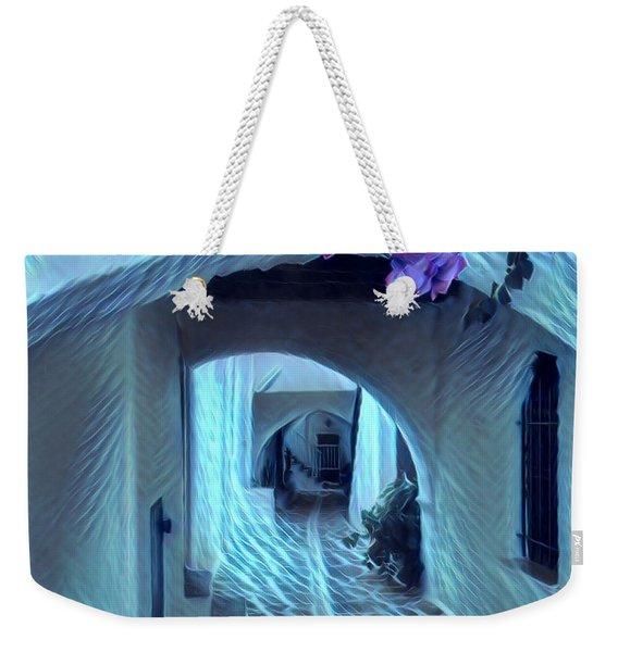 Paros Island Beauty Weekender Tote Bag