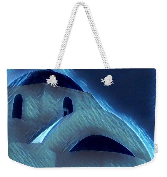 Paros Island Greece  Weekender Tote Bag