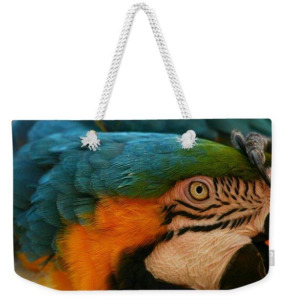 Color My World   Weekender Tote Bag