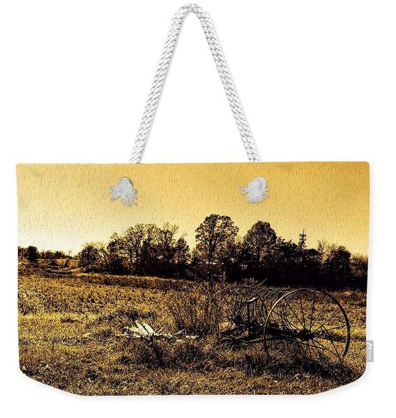 Past It's Time Weekender Tote Bag