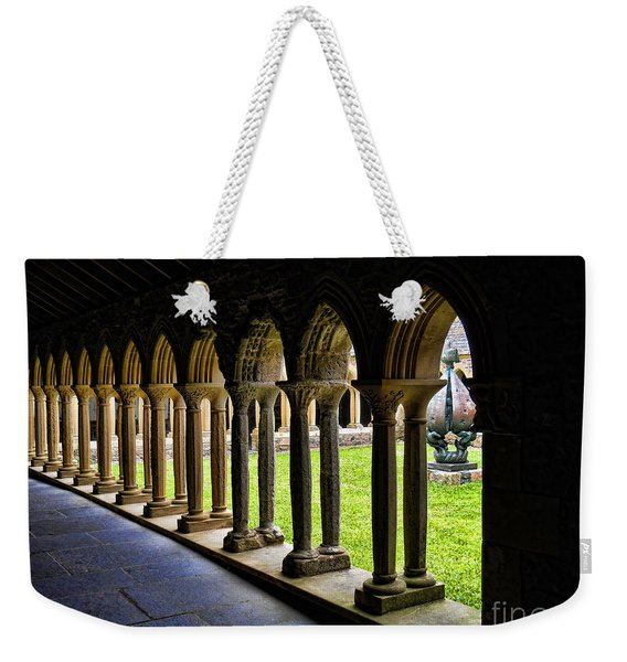 Passage To The Ancient Weekender Tote Bag