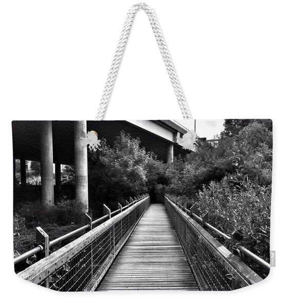 Passageways Weekender Tote Bag