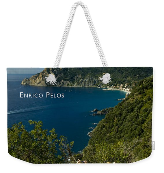 Passeggiate A Levante - The Book By Enrico Pelos Weekender Tote Bag
