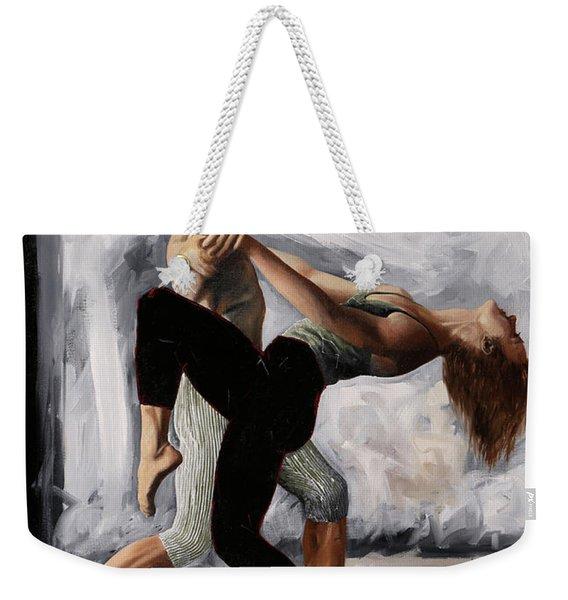 Passi Di Danza Weekender Tote Bag