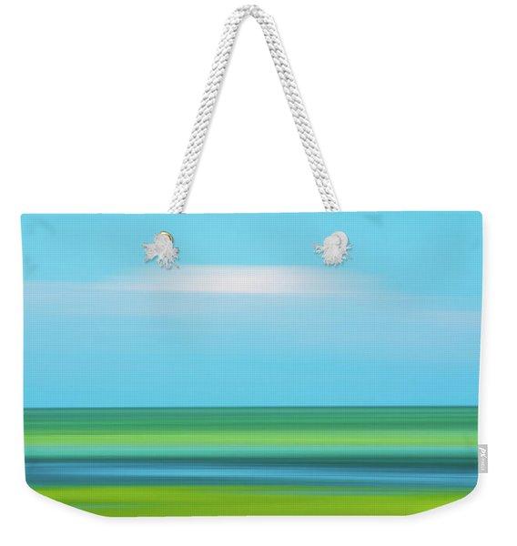 Passing Cloud Weekender Tote Bag