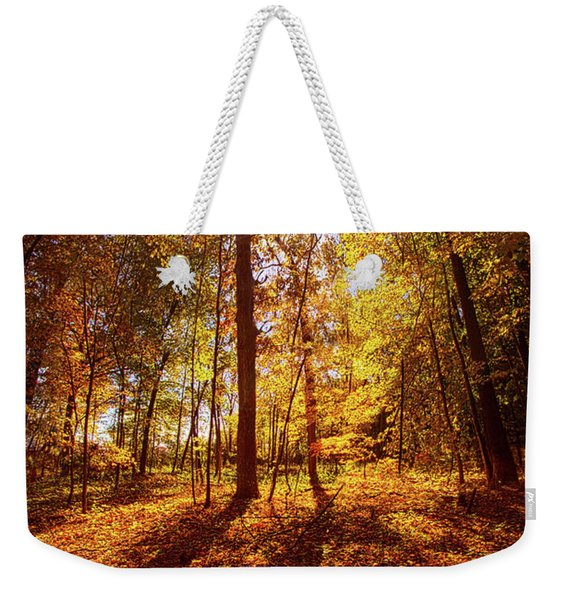 Passing Time Weekender Tote Bag