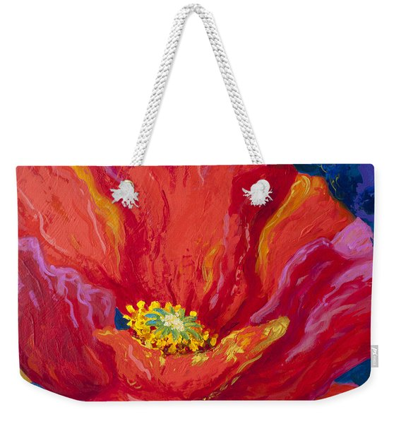 Passion II Weekender Tote Bag