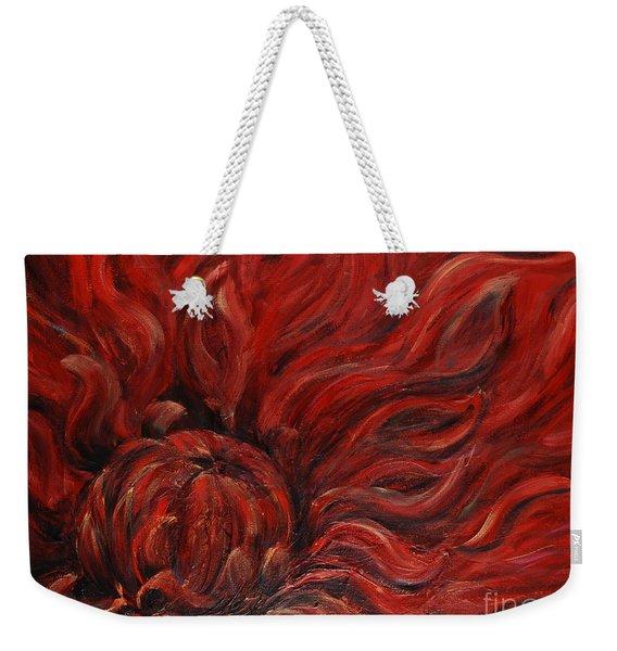Passion Iv Weekender Tote Bag