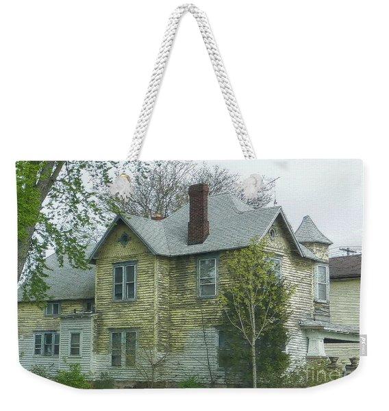 Past Its Prime Weekender Tote Bag