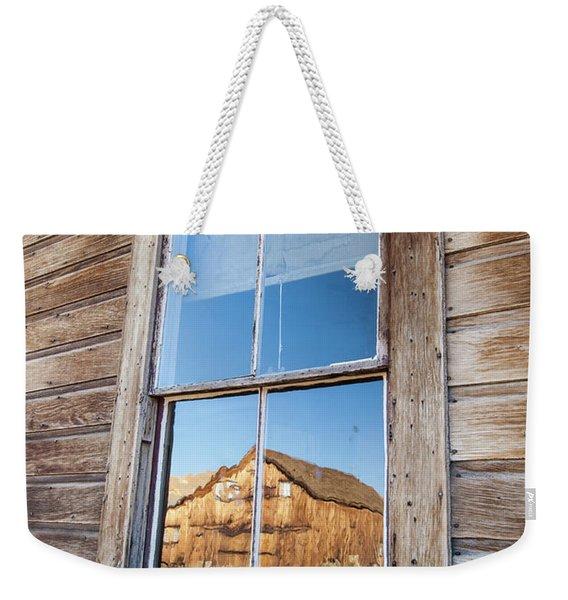 Past Reflections Weekender Tote Bag