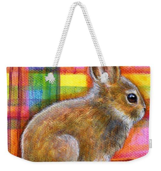Pastel Love Weekender Tote Bag