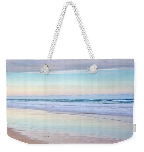 Pastel Reflections Weekender Tote Bag