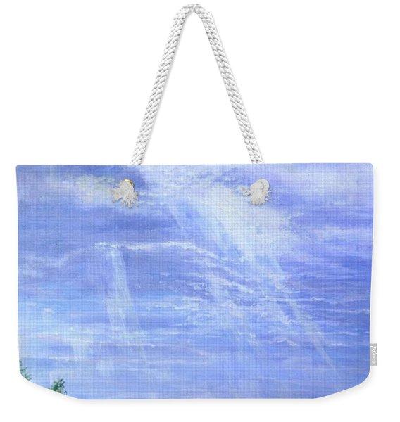 Pasture Lane Weekender Tote Bag