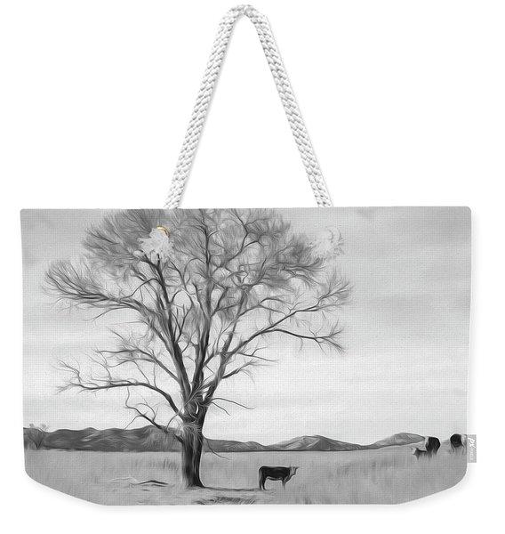 Patagonia Pasture Bw Weekender Tote Bag