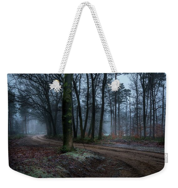 Path Through The Forrest Weekender Tote Bag