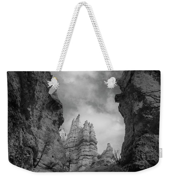 Path To Enlightenment Weekender Tote Bag