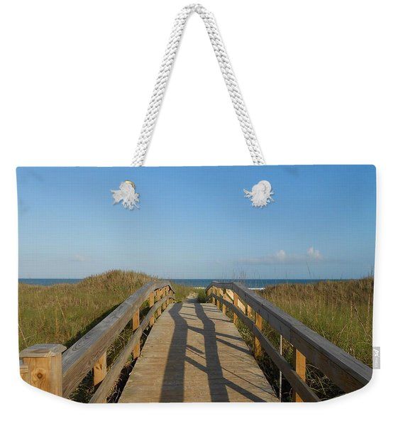Path To Happiness Weekender Tote Bag