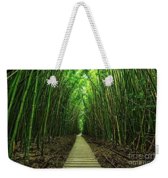 Path To Zen Weekender Tote Bag