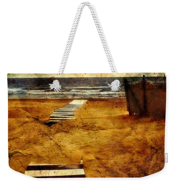 Pathway To The Sea II Weekender Tote Bag