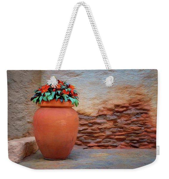 Patio Corner Weekender Tote Bag