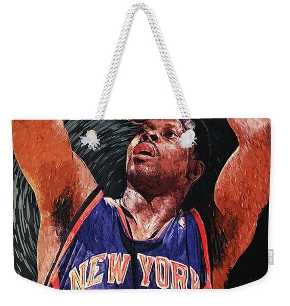 Patrick Ewing Weekender Tote Bag