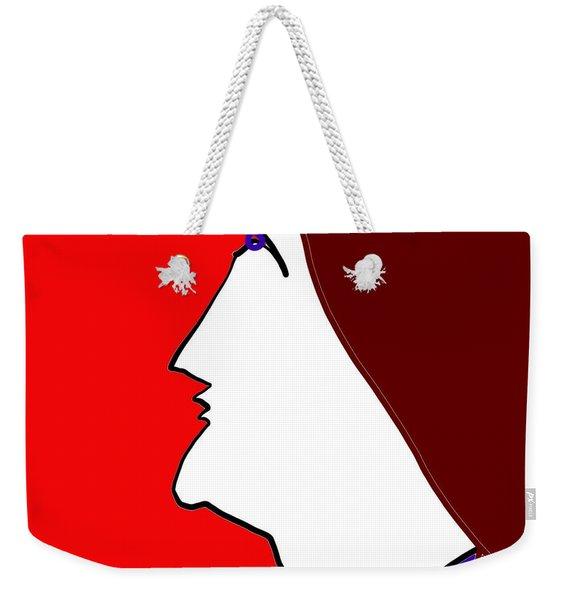 Patriot Weekender Tote Bag