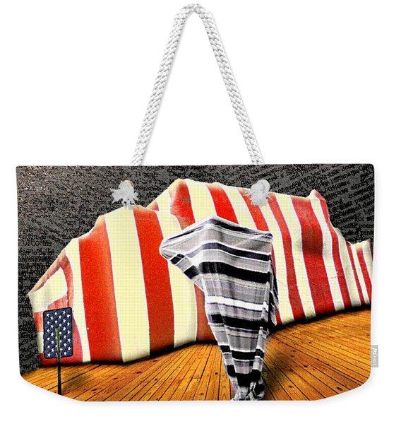 Patriot Sack Weekender Tote Bag