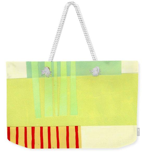 Pattern Grid # 13 Weekender Tote Bag