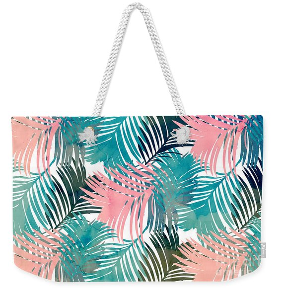 Pattern Jungle Weekender Tote Bag