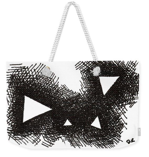 Patterns 2 2015 - Aceo Weekender Tote Bag