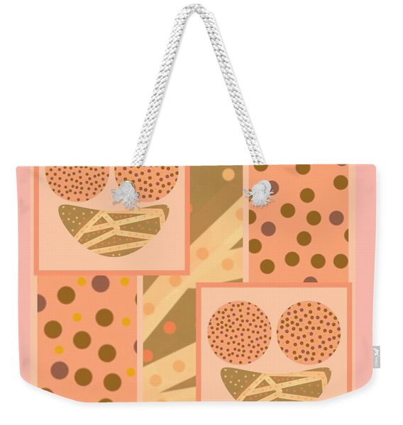 Patterns Of Finding Solace 300 Weekender Tote Bag