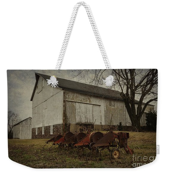 Patterson Farm  Weekender Tote Bag