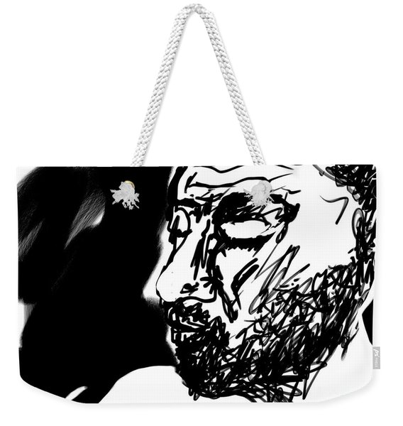 Paul Ramnora Self-portrait Weekender Tote Bag