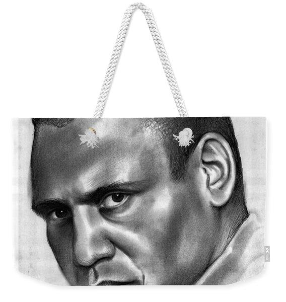 Paul Robeson Weekender Tote Bag