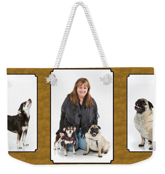 Paula Marshburn  03 Weekender Tote Bag