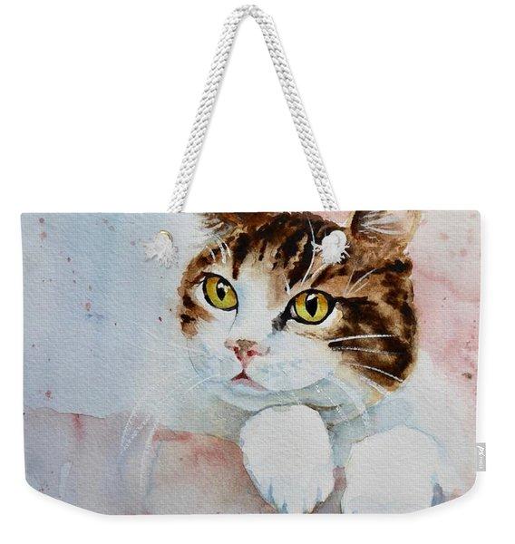 Paws  Weekender Tote Bag
