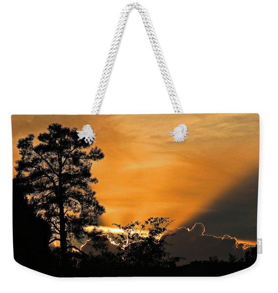 Payson Sunset Weekender Tote Bag