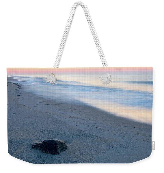 Peace - Beach Haven, Nj Weekender Tote Bag