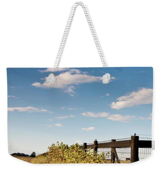 Peaceful Grazing Weekender Tote Bag