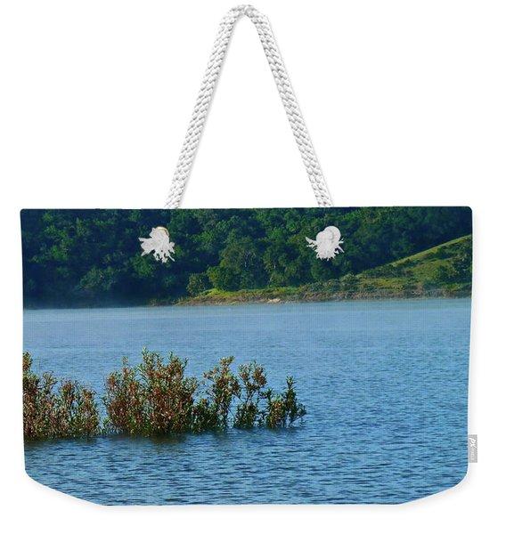 Peaceful Morning Weekender Tote Bag