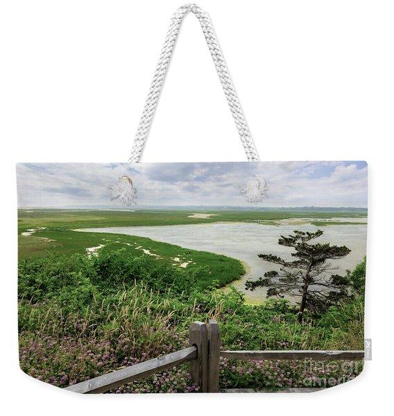 Peaceful Outlook Weekender Tote Bag