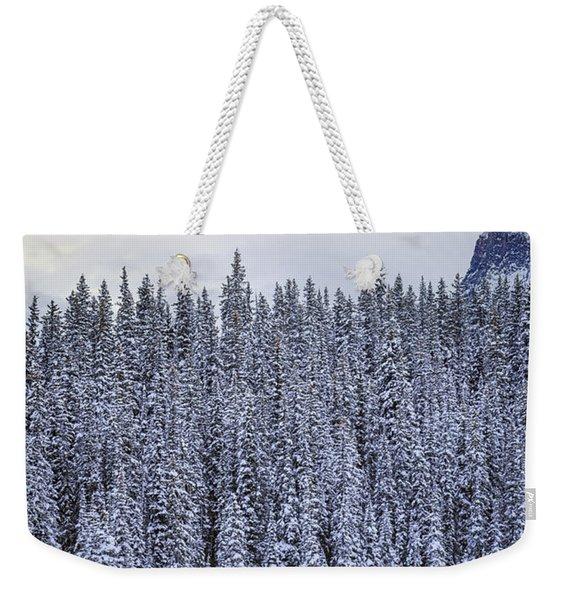 Peaceful Widerness Weekender Tote Bag