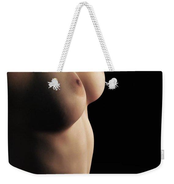 Peacefully Lit Weekender Tote Bag