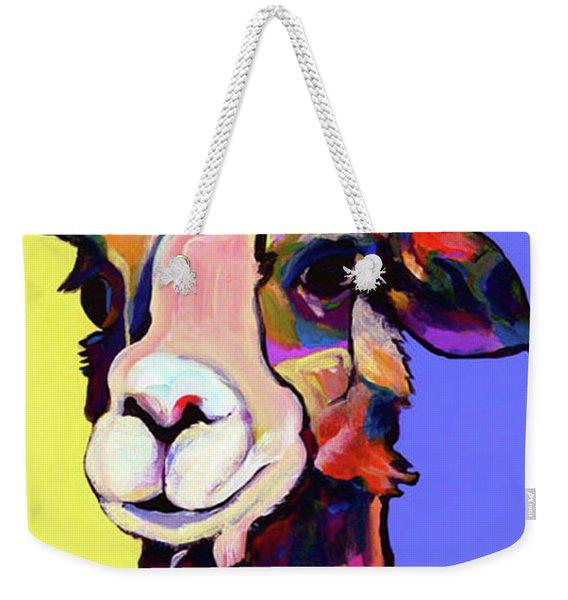 Peaches Weekender Tote Bag
