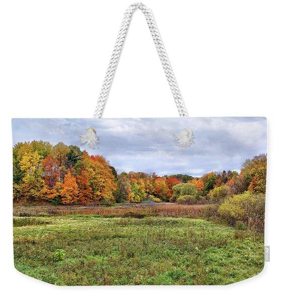 Peak Colors Weekender Tote Bag