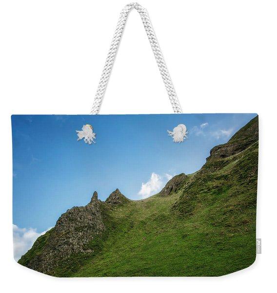 Peaks Weekender Tote Bag