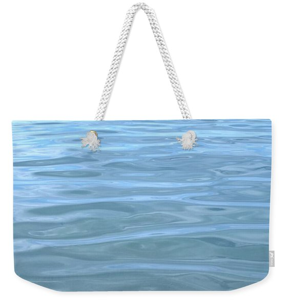 Pearlescent Tranquility Weekender Tote Bag