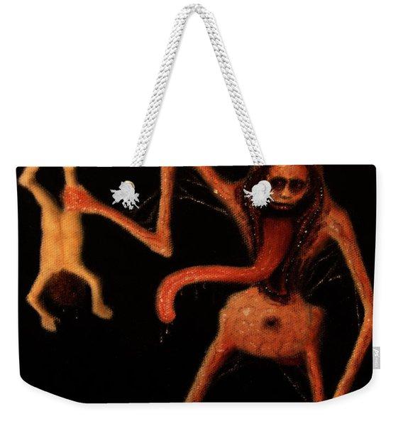 Violator Of Innocence - Artwork Weekender Tote Bag
