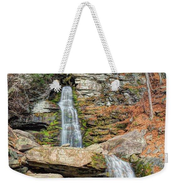 Peek A Moose Weekender Tote Bag